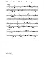 2-8ve harmonic minor scales & arpeggios_vn