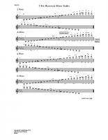 3-8ve harmonic minor scales_vn