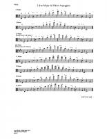 3-8ve major & minor arpeggios_va