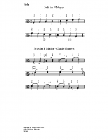 3rds in f major – guide fingers_va