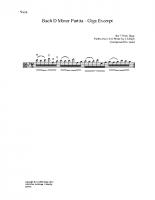 Bach d minor giga excerpt_va