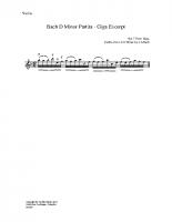 Bach d minor giga excerpt_vn