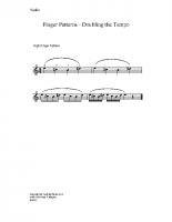Finger patterns doubling tempo_vn