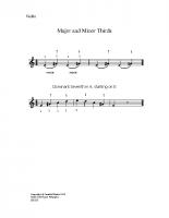 Major & minor 3rds_vn