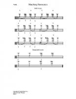 Matching harmonics_va
