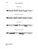 Mixed rhythms_va