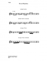 Mixed rhythms_vn