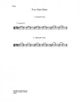 Two-note slurs_va